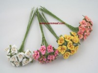 Paper and Parchment  Craft Flowers