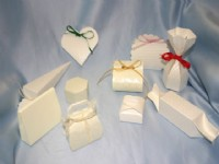 Wedding Favour Sample Packs