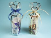 Medium Lantern  Favour Boxes x 12