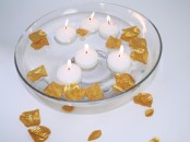 Floating Candles x 6