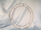 "Flat 14""  wire ring"