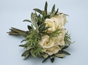 Artificial Eternity Rose Posy