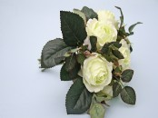 Realistic Artificial Rose Posy
