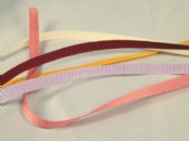Grosgrain Ribbon 6mm x 20m ,  CUT SEALED LENGTHS