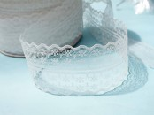Floral Ribbon Lace 38mm x 5 meters