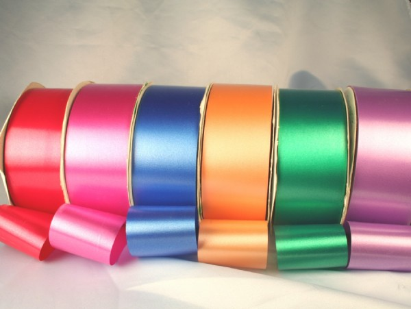 "R0010 - 2"" Florist Poly  Ribbon"