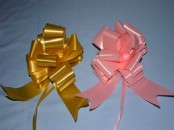 Florist Ribbon Pull   Bows 50 mm  x 20