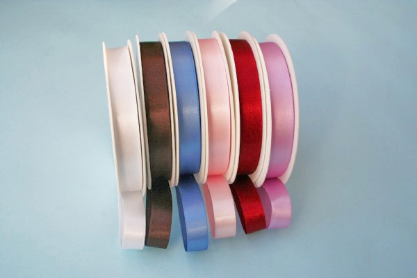 R1211025 - Double Faced Satin Ribbon 10mm x 25m