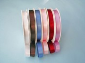 Satin ribbon 10mm x 25m