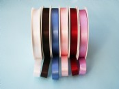 Satin Ribbon 15mm x 25m