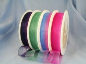 Rainbow Ribbon x 25mm (25m)