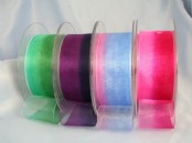 Rainbow Ribbon x 38mm (25m)