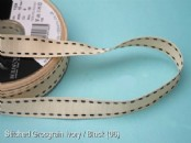 Stitched Vintage Grosgrain 15mm x 5m