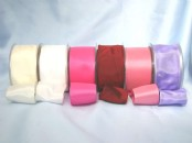 Imagine Satin  Ribbon x 60mm Wide x 25m