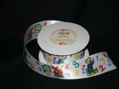 Childrens Satin Ribbon 40mm x 20m