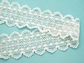 Wide Traditional Style Lace 60mm x 5m