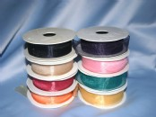 Wired Edged Organza  Ribbon 25mm wide x 20metres
