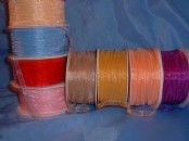 Chiffon Ribbon 7mm wide ( 50 meters )