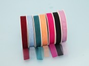 chiffon ribbon unwired 15mm wide x 20 meters
