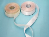 Wired Satin Ribbon 25mm x5m