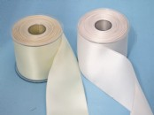 Wired Satin Ribbon 70mm x 20m