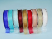 15mm Chiffon/Organza Ribbon x 25yds