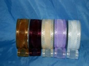 Organza Square Edged  Ribbon x 38mm wide (25m)