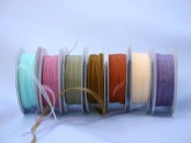 Chiffon Ribbon 3mm wide (50 Yds)