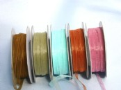 Chiffon Ribbon x 9mm wide (25 yds)