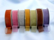 Chiffon Ribbon 23mm  wide (25 yds)