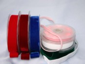 Velvet  Ribbon 7mm x 5metres