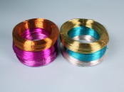 Metallic Paper Covered Wire