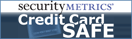 SecurityMetrics - Credit Card Safe